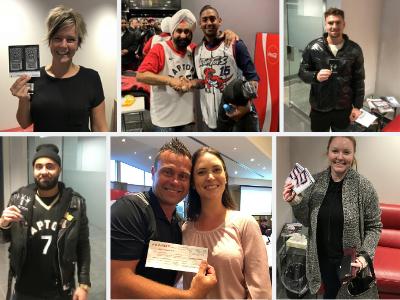 Loadlink Contest Winners Photo Collage